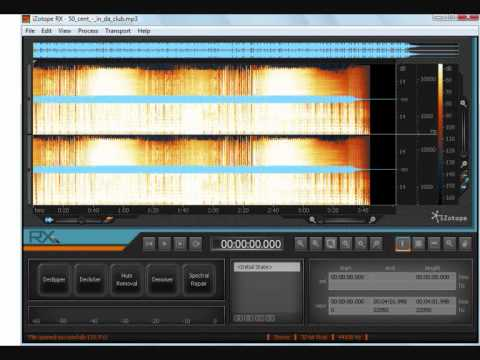 iZotope RX Advanced v2.00 VST / x86 & x64 (PC / Mac)
