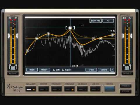 iZotope Alloy v1.0.1 VST / x86 & x64 (PC / Mac)