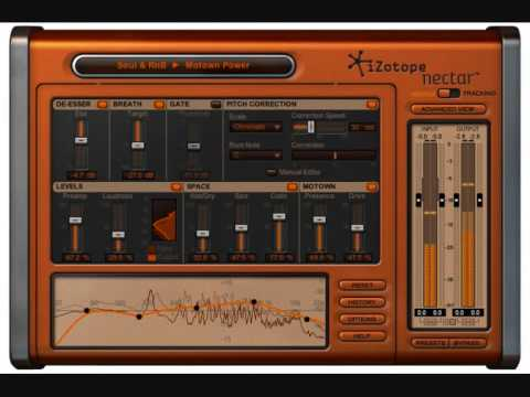 iZotope Nectar v1.0 VST / x86 & x64 (PC / Mac)