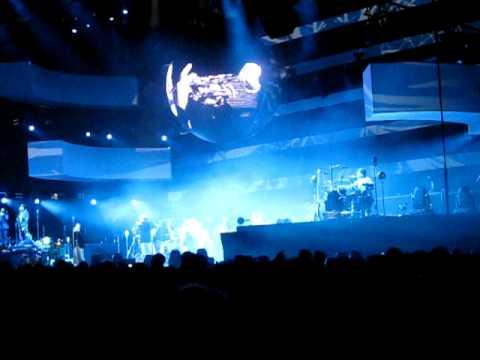 XAVIER NAIDOO live-nr 20 - Sie Sieht Mich Nicht - 04.12.2009 Leipzig live concert