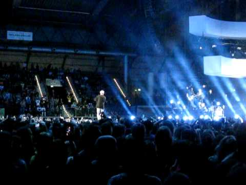 XAVIER NAIDOO live-nr 22 - Dieser Weg - 04.12.2009 Leipzig live concert in best quality