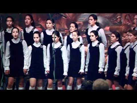 Bol�ro - Meninas Cantoras de Petr�polis