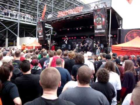 XFactor1 - Never LIVE @ Rock On The Range 2009