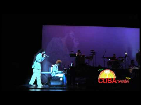 Guajira . Xiomara Laugart en Concierto