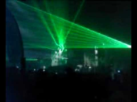 XQlusive Showtek opening 2008-01-26