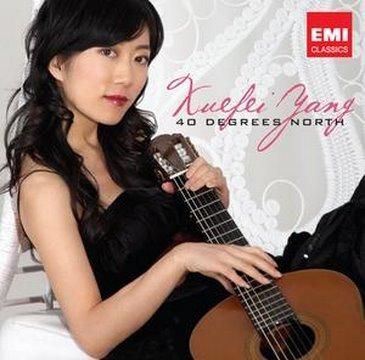 Xuefei Yang - 40 Degrees North