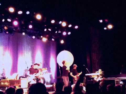 "Yacht Rock Revue / Please PleaseRock Me - ""Whole Lotta Love"" Live @ The Variety Playhouse 1/21/11"