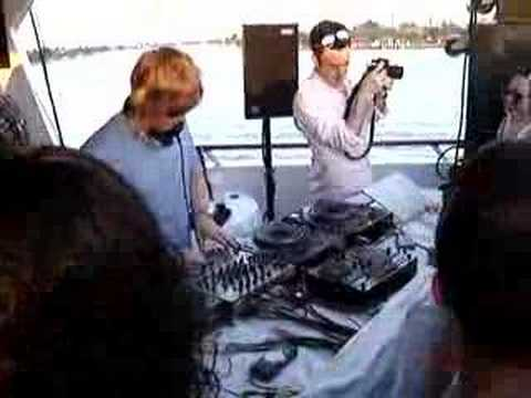 Sasha Digweed Yacht Party WMC 28-3-2008