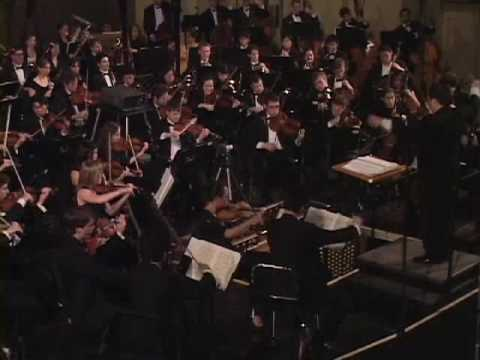 The Planets - Saturn (Yale Symphony - April 18, 2009)