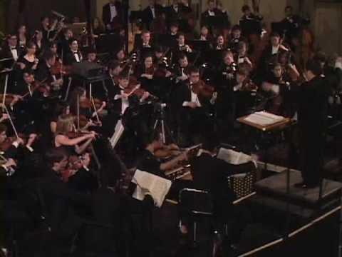 The Planets - Saturn (Yale Symphony - April 18, 2009)