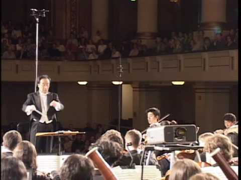 The Planets - Neptune (Yale Symphony - April 18, 2009)