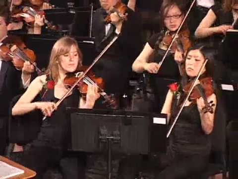 The Planets - Mercury (Yale Symphony - April 18, 2009)
