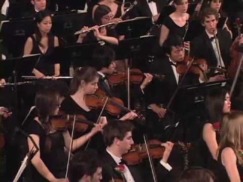 The Planets - Venus (Yale Symphony - April 18, 2009)