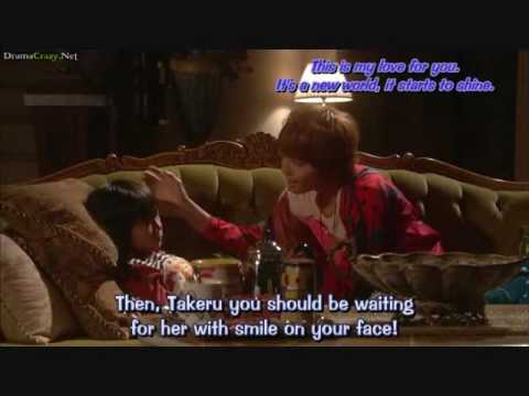 [MV] Yamato Nadeshiko Shichi Henge LIVE ACTION Drama (Love Yourself - KAT-TUN)