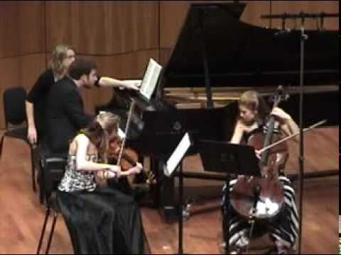 Shostakovich - Piano Trio No 2 - 4 of 4