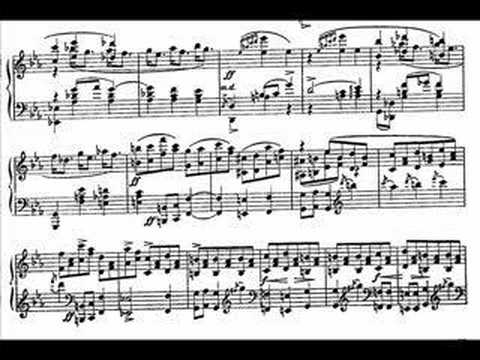 Prokofiev Piano sonata no.4/mov.1