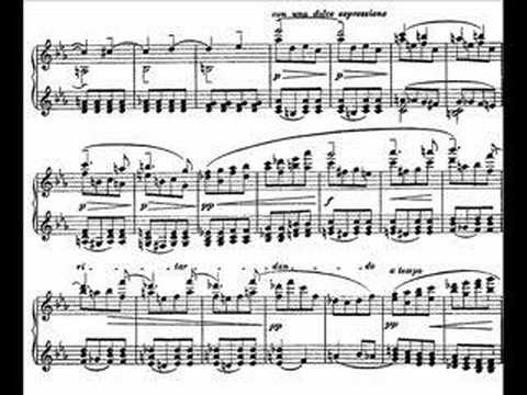 Prokofiev Piano sonata no.4/mov.3