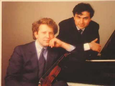 Mintz & Bronfman:Prokofiev Sonata No.2 op.94 Mvt 4