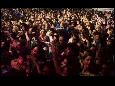 """Yelle """"C`est l`Amerique"""" Tour 2008 teaser"""