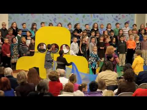 Loveland, Ohio Primary School Second Grade Singing/Fine Arts Performance 1-11-10