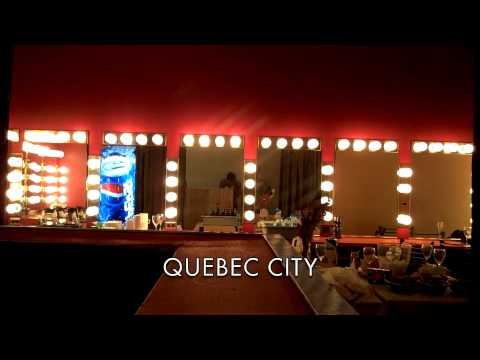 Yes Giantess - La Roux Tour Quebec