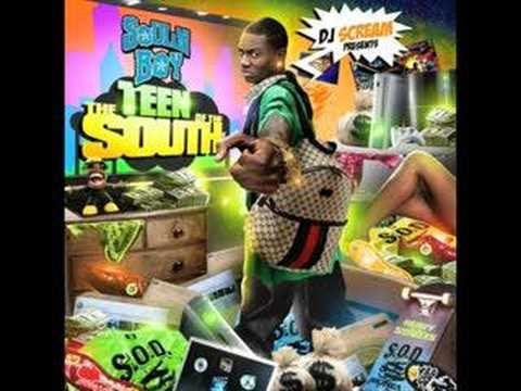 Shoppin Spree - Soulja Boy Tell `Em, Gucci Mane, Yo Gotti