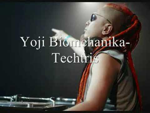 Yoji Biomehanika- Tetris
