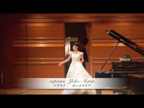 Yoko Maria sings Nella Fantasia : ??????????