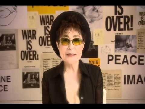 Yoko Ono - John Lennon 70th Birthday Message