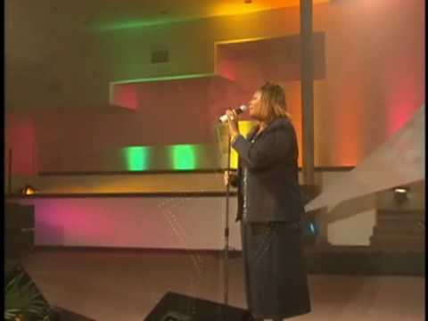 DeNetria Champ - DeNetria`s Church Medley / God Will Take Care of You