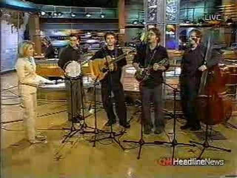 Yonder Mountain String Band on CNN