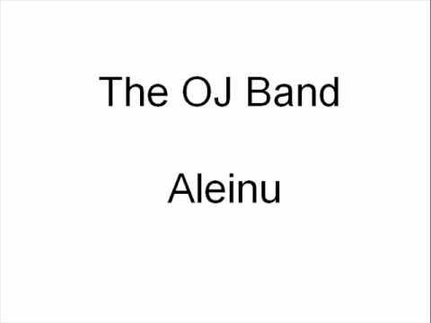 """The OJ Band and Choir `09-`10 """"Aleinu"""""""