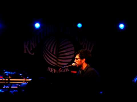 Yoni Wolf (of Why?) The Vowels, Pt.2 Live