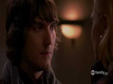 Cappie and Casey- You had me at hello (the Wish Pretzel)