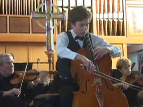 KING FM Ten Grands Young Artists Awards, Oliver Aldort, Cello