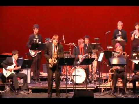 The Chicken, Young Sounds of Arizona 5 O`Clock Band