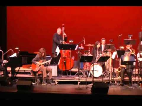 Woodrow, Young Sounds of Arizona 7 O`Clock Band