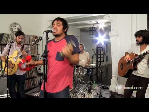 "Young The Giant - ""Strings"" (Studio Session) LIVE"