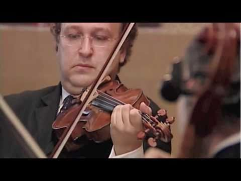 Debussy Quartet opus 10 - II. Assez vif et bien rythm�