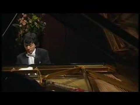 Yundi Li plays Chopin Scherzo No. 3