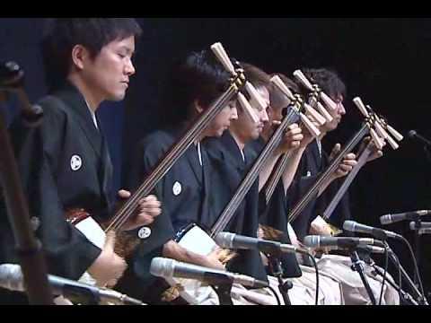 ????? ??? ?????? TSUGARU SYAMISEN OYAMA-KAI Performance battle