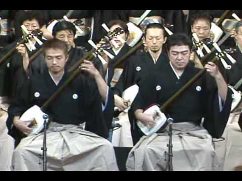 ????? ??? ??? ??? TSUGARU SYAMISEN OYAMA-KAI Music of Master Ai-no-Dan