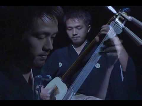 ????? ??? ??? TSUGARU SYAMISEN OYAMA-KAI Performance with song