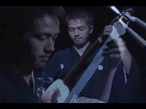 ????? ??? ??? TSUGARU SYAMISEN OYAMA-KAI Performance with song