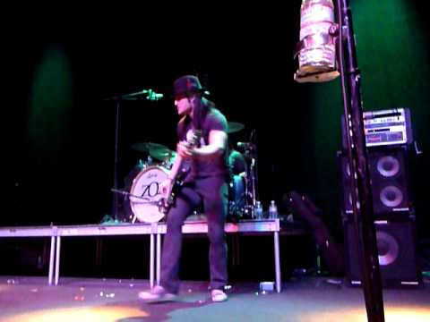 "Z02 Rams Head ""That`s Whats Up"" Baltimore 3/11/11 live concert"