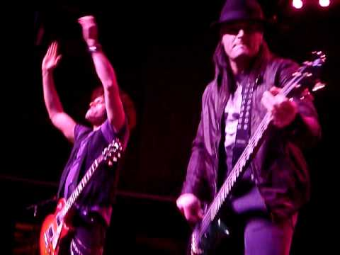 "Z02 ""Jukebox Hero"" Rams Head, Baltimore 3/11/11 live concert"