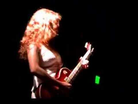 "Zepparella ""Heartbreaker,"" 2005 Slims San Francisco"