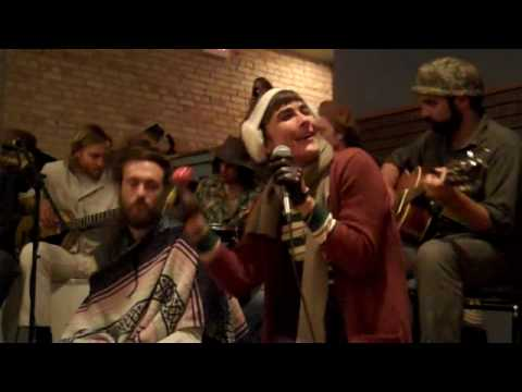 "Edward Sharpe and the Magnetic Zeros, ""Fiya Wata"""