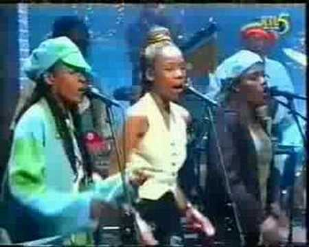 Ziggy Marley - People Get Ready @ Letterman 1997