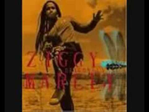 Ziggy Marley-Dragonfly